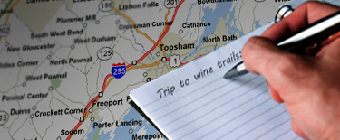 America's Wine Trails Trip Planner