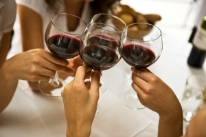 America's Wine Trails Toast