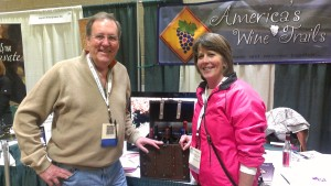 Kathy Houchins of Claymalnay Winery a Winner